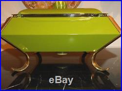 Fire King MID Century Chafing Dish Candle Warmer Plater