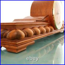 HERMLE BELCANTO Vintage Mantel Clock 1964 XXXL WESTMINSTER Chime 31 Inch Germany
