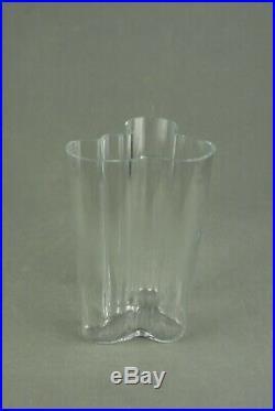 Iittala Savoy Vase ALVAR AALTO 251mm Mid Century Modern Scandinavian 50s 60s 70s