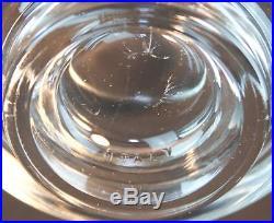 Joe Colombo 1960's Italian Glass Cups And Plates Eames Panton Era MID Century