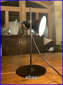 Mid Century 60s Italy Nuova Veneta Lumi Desk Lamp