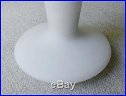 Mid-Century Modern 13 Lisa Johansson Pape Frosted Glass Mushroom UFO Table Lamp