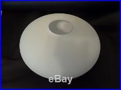 Mid-Century Modern Retro Laurel Mushroom Lamp Glass Replacement Shade Globe #810