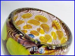 Midcentury AVeM SEGUSO Italian Murano Glass VASE Dino Martens ERA