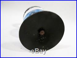 Midcentury ERIK HOGLUND Boda Nova Axel Stromberg Sweden CANDLE STICK Glass Iron