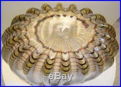 Monumental MID CENTURY ITALIAN MODERN BAROVIER ART GLASS VASE