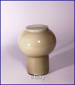 Mushroom Lamp Vintage Murano Glass Italian Desogn 60s VISTOSI VENINI Mid Century