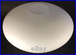 New Laurel Mushroom Shade Mid-Century Modern Retro Lamp Glass Replacement Globe