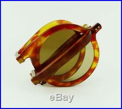 Pierre Cardin, Rare Vintage Folding Sun Glasses, Mid Modern Century Design