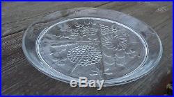 Set 6 Iittala Oiva Toikka FLORA Bread and Butter Plates 6-1/2 MidCentury Modern