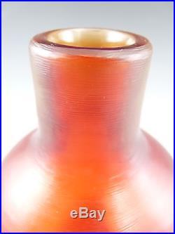 VENINI Glass Crystal Mid-Century Modern Paolo Venini INCISO Decanter