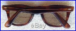 Vintage & rare NALCO # 17 DA50-24145, mid-20th century glasses, HANDMADE USA