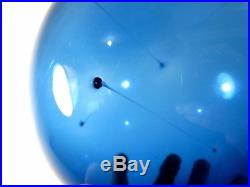 Vtg TIMO SARPANEVA IITTALA SUN BALLS Danish MOD ART GLASS ORB Mid Century Rare